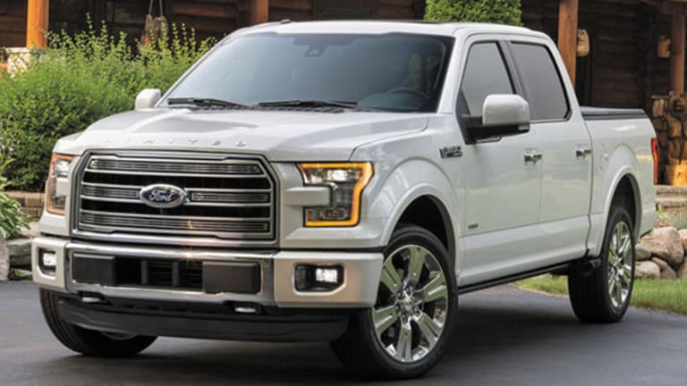 Ford Fills Growing Demand for High-End Pickups With Luxury F-150 Limited