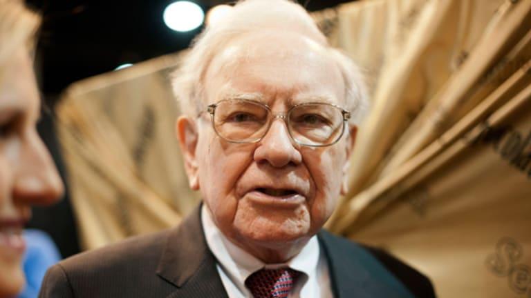 Bear Chart of the Day -- Buffett's Berkshire Hathaway Has Stalled