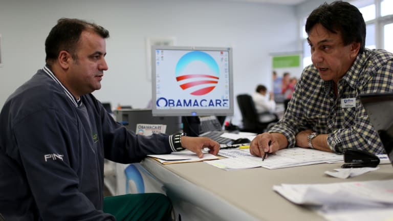 The Penalty for Going Without Obamacare Soars Nearly 250% Over 2014 Fee