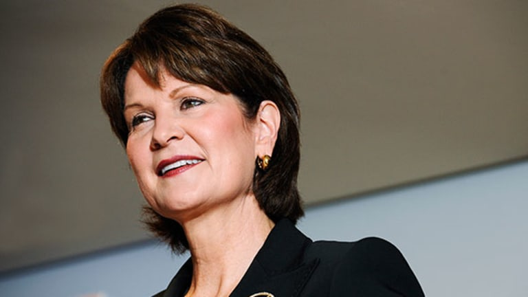 10 Women CEOs Whose Stock and Pay Jumped in 2014