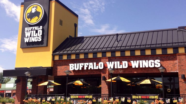 Buffalo Wild Wings CEO Sees Tightening Labor Market