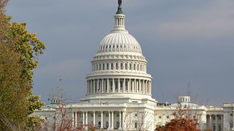 Rare Bipartisan Unison This Week in Congress Is a Bonanza for This One Stock