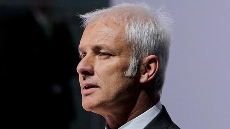 Volkswagen Taps Mueller as CEO; U.S. Chief Horn Retains His Post