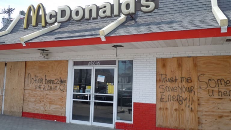 Fix My McDonald's! These Photos Show More Problems than the Menu