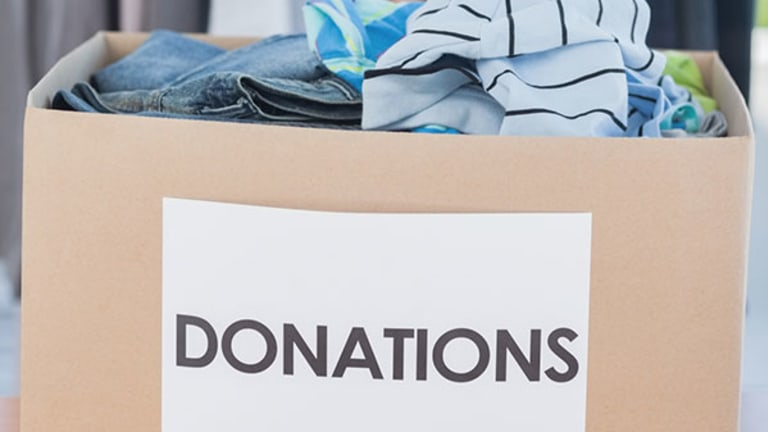 Why Lying About Charitable Contributions On Your Taxes Is