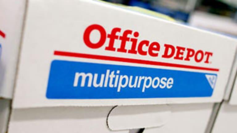 Sell Office Depot Stock Despite Fourth-Quarter Earnings Beat