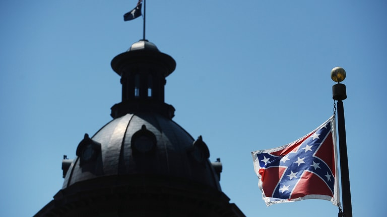 These Retailers Still Sell Confederate Flags on Baby Clothes, Bikinis and More
