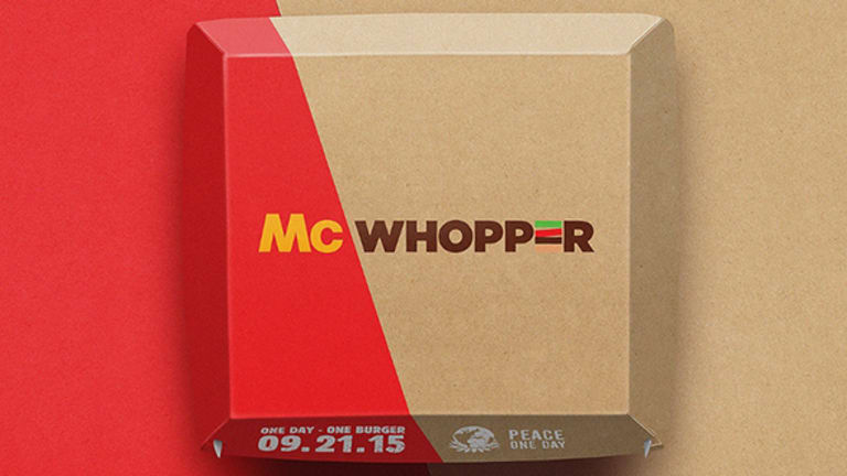 McDonald's Blunders by Declining Burger King's 'McWhopper' of A Proposal