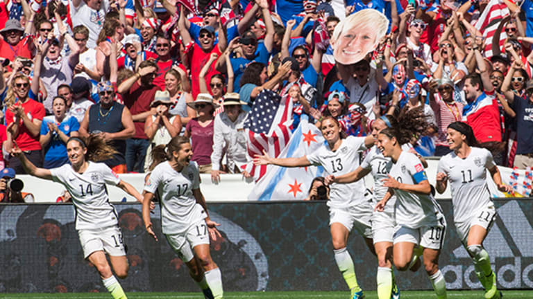 U.S. Women's Soccer Team Parade Struggles for Funding