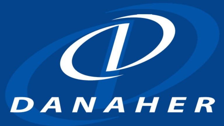 Jim Cramer Previews Danaher's Earnings Results