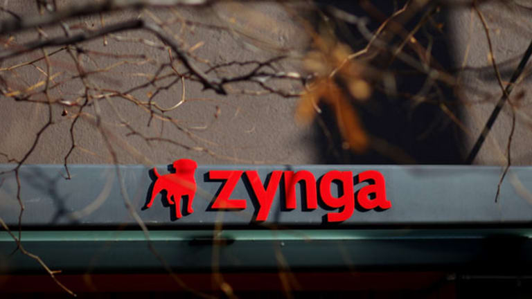 For Zynga and Its Shareholders, This Year Won't Be Just Fun and Games