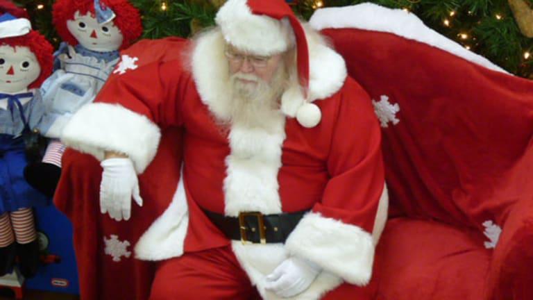 Retail Stocks Are Crashing Before Christmas