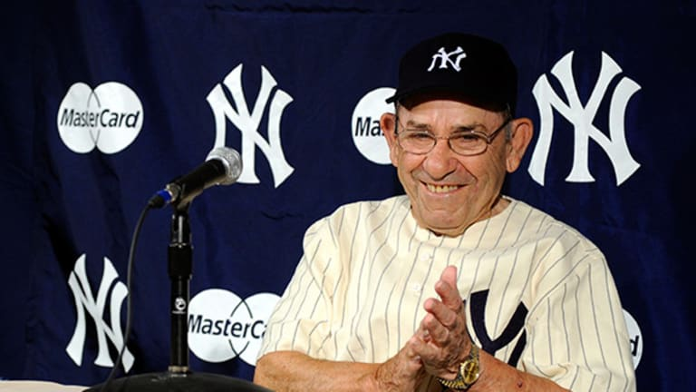 Yogi Berra's 14 Great 'Yogi-Isms' to Apply in Life and the Business World
