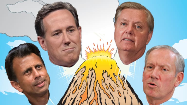 The GOP Warmup Act Is Going to Be Seismic