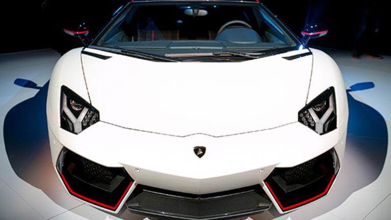 Lamborghini's SUV Fits Volkswagen's Multibrand Strategy