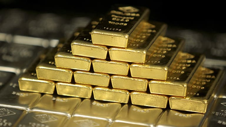 Harmony Gold (HMY) Stock Jumps as Gold Prices Gain
