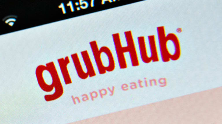 One Reason Why GrubHub (GRUB) Stock Is Up Today