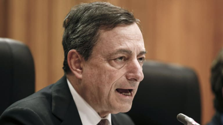 5 Things to Watch Out for at ECB Chief Draghi's News Conference