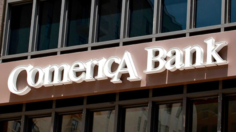 Comerica (CMA) Stock Price Target Reduced at BMO Capital