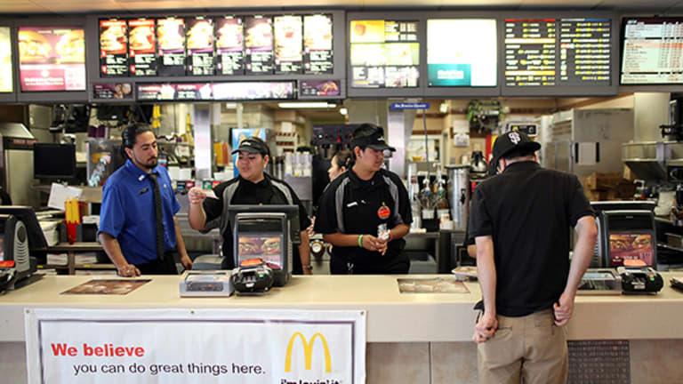 McDonald's (MCD) Stock Lower, Price Target Cut at UBS