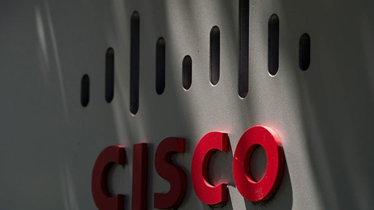 Cisco Systems May Be on the Verge of Moving Higher