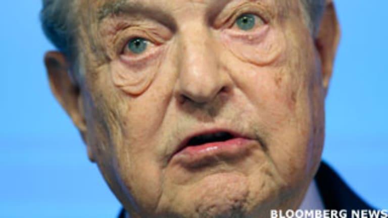 George Soros Sells Apple and Intel, Sticks With Alibaba
