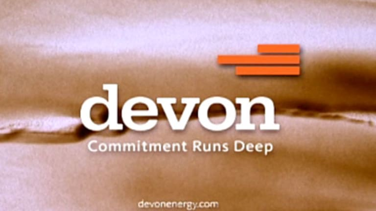 Devon Energy (DVN) Stock Climbs on Rallying Oil Prices