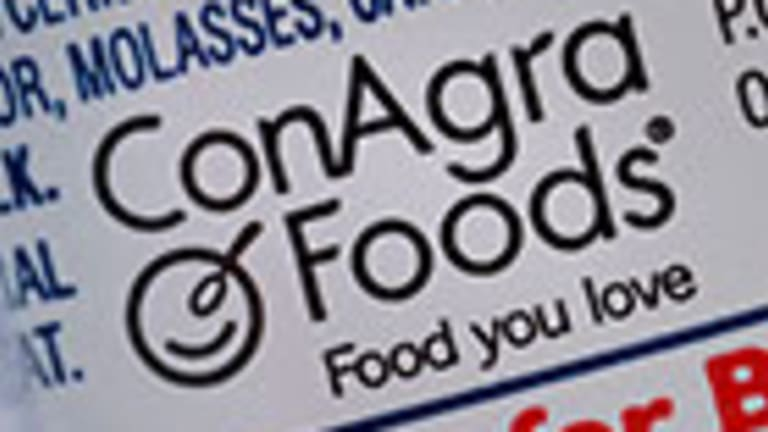 Cramer - Worst May Be Behind ConAgra, but Processed Foods Are Out