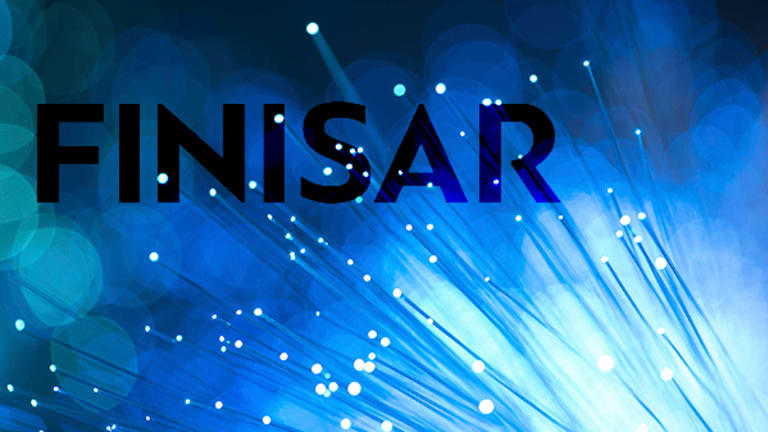 Optical Component Stocks Are Worth a Look Following Finisar's Tumble