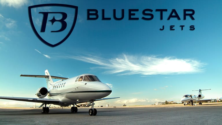 Travel Like a Rock Star -- Blue Star Launching Uber for Private Flights