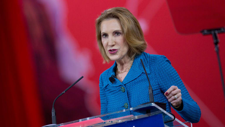 If Ex-HP Chief Carly Fiorina Was President, Here's What Would Happen to the U.S. Economy