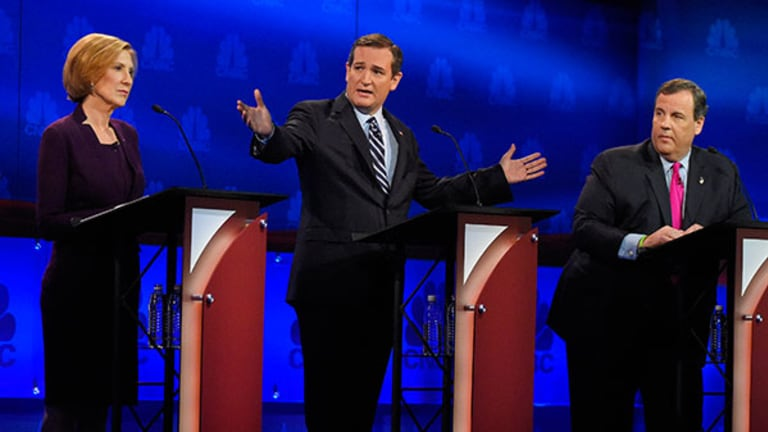 What Republican Candidates Hate More Than Hillary, the Fed and Taxes