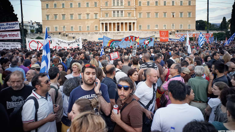 Can We Finally Stop Worrying About Greece?