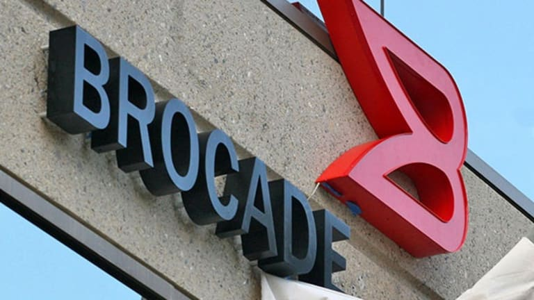 Brocade Plunges After Analysts' Reports, Oracle Slips as Lawsuit Heats Up: Tech Winners & Losers