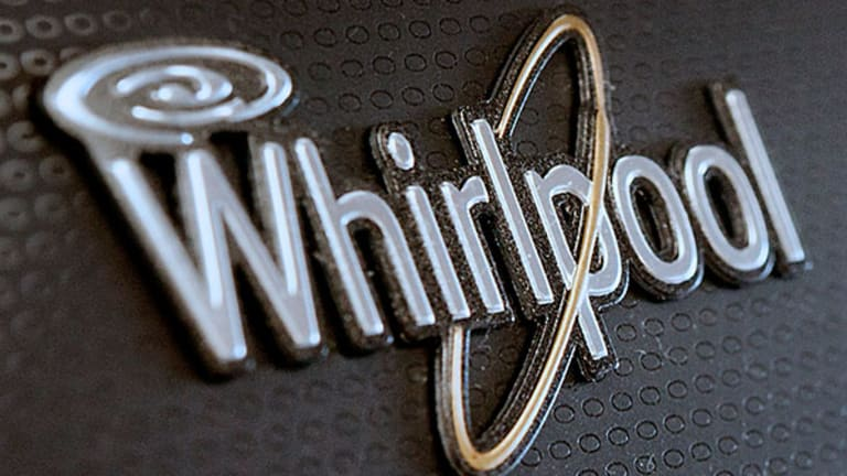 Jim Cramer: When Consumers Spend, They'll Buy Whirlpool Appliances