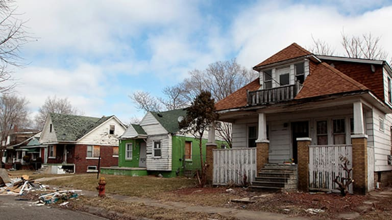Why Zombie Homes Are Consuming Entire Neighborhoods