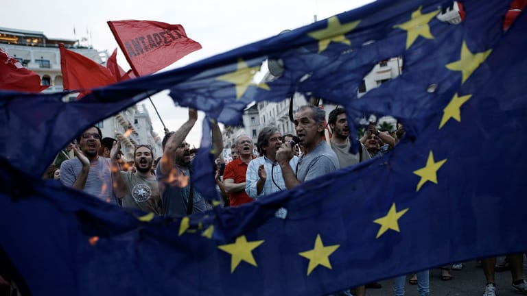 When it Comes to Greece, Ignore the Headlines and Think Longer Term