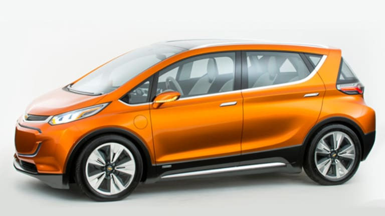 Will Chevy's Bolt Mark a Turning Point for Electric Vehicles in the U.S.?