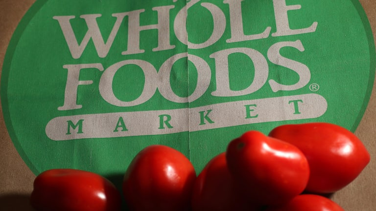 Whole Foods Plummets After Missing Earnings, Same-Store Sales Expectations