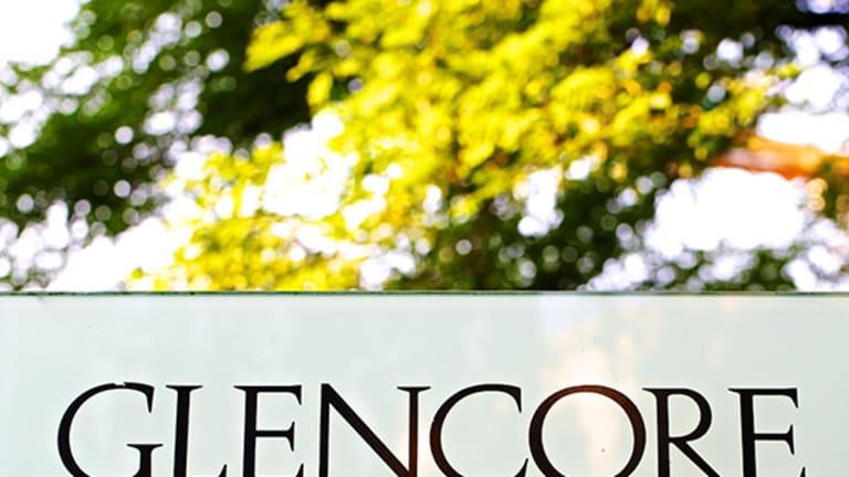 Cramer: Keep a Close Eye on Struggling Glencore
