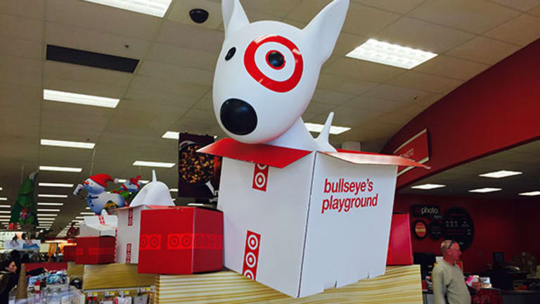 Target (TGT) Stock Jumps on Online Sales Growth, Jim Cramer Weighs In