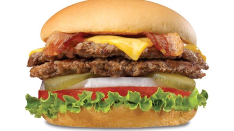 America's 10 Favorite Fast-Food Burgers