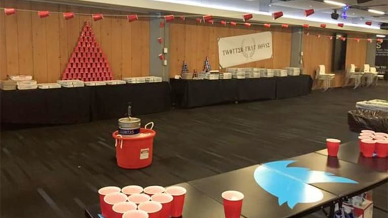4 Things Twitter's Disastrous 'Frat Party' Can Teach the Tech World