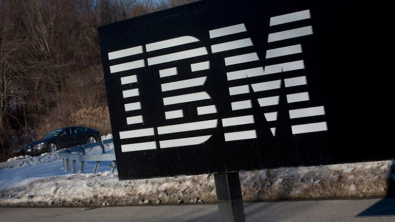 IBM Stock Rises on Cloud-Related Acquisition