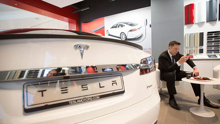 Tesla Motors (TSLA) Stock Revs Up as Musk Seeks Chinese Production Partner