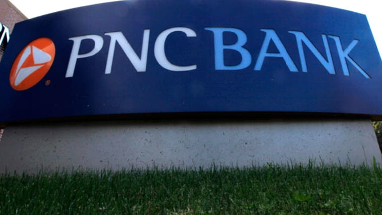 PNC Windfall From Sale of BlackRock Stake Might Prompt It to Buy a Bank