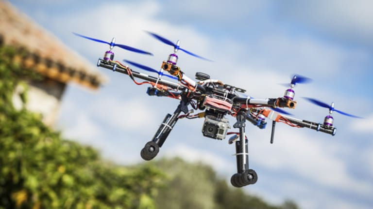 Walmart to Battle Amazon With Drones