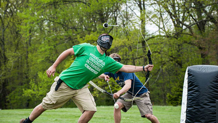 Extreme Team-Building: This Company Outing Is Not for Couch Potatoes