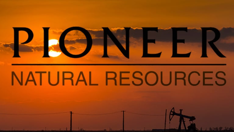 Pioneer Natural Resources (PXD) Stock Is the 'Chart of the Day'