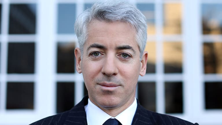 Bill Ackman Gets a Taste of His Own Medicine